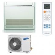 Samsung CONSOLE Pavimento AC035MNJDKH/EU / AC035MXADKH/EU 12000 BTU (Telecomando infrarossi incluso)