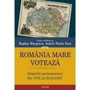 """Romania Mare voteaza. Alegerile parlamentare din 1919 """"la firul ierbii""""/Bogdan Murgescu , Andrei Florin Sora"""