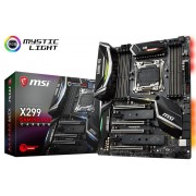 MSI X299 Gaming Pro Carbon X299 Chipset LGA 2066 Motherboard