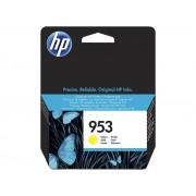 HP F6U14AE Inktpatroon geel nr. 953