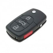 Klíč od auta s elektickým šokem