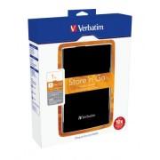 """HDD Extern Verbatim 2.5"""" 1TB/USB3.0 53018 Negru"""