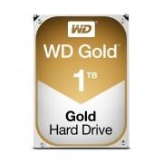 Disco Duro Interno Western Digital Gold 3.5'', 1TB, SATA III, 6 Gbit/s, 7200RPM, 128MB Caché