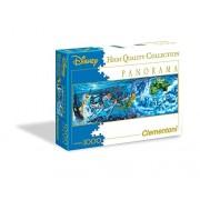 "Clementoni ""Disney Peter Pan: Night Flights"" Panorama Puzzle (1000 Piece)"