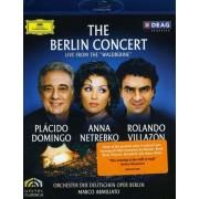 Placido Domingo, Anna Netrebko, Rolando Villazon - The Berlin Concert: Live From Waldbuhne (0044007344910) (1 BLU-RAY)