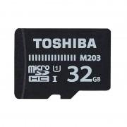 Toshiba microSDHC-Speicherkarte M203 32 GB Class 10 UHS-I inkl. SD-Adapter