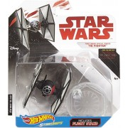 Hot Wheels Star Wars: The Last Jedi First Order Special Forces Tie Fighter Die-Cast Vehicle Playset