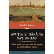 Avutia si saracia natiunilor - David S. Landes