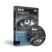 FRANZIS.de (ausgenommen sind Bücher und E-Books) BLACK & WHITE projects 5 Plug-in für Photoshop
