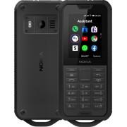 Nokia 800 Tough - Dual Sim - 4GB - Zwart
