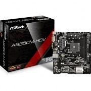 Placa de baza ASRock AB350M-HDV