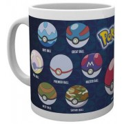 GYE Pokemon - Ball Varieties Mug