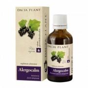 Alergocalm tinctura, 50ml, Dacia Plant