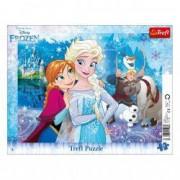 Puzzle Trefl Elsa Frozen 25 piese