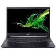 Лаптоп Acer Aspire 7 (A715-74G-77FU), 15.6-инчов FHD екран, Acer ComfyView LED LCD, Intel Core i7-9750H, 1x8GB DDR4, 1000GB HDD, NH.Q5TEX.007