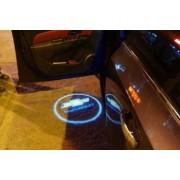 Proiectoare laser logo auto Chevrolet