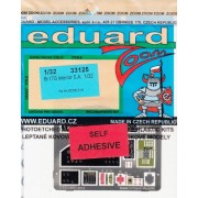EDU33125 1:32 Eduard Color Zoom PE - B-17G Flying Fortress Interior (for the HK Model model kit) MODEL KIT ACCESSORY