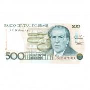 Bani de pe mapamond nr.54 - 1 STOTINCA BULGARIA - 500 DE CRUZADOS BRAZILIA