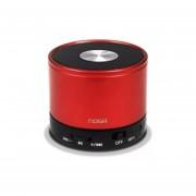 Parlante Inalámbrico Noga NGS-025-Rojo con Negro