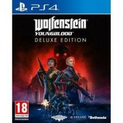 Blue City Wolfenstein - Youngblood - Deluxe Edition PS4