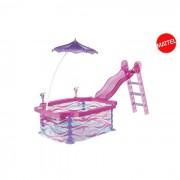 Mattel barbie piscina glam bdf56