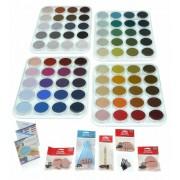 PanPastel-set met 80 kleuren