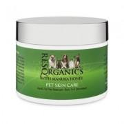 ResQ Organics Skin Treatment with Manuka Honey Dog & Cat Healing Balm, 8-oz jar