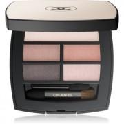 Chanel Les Beiges paleta de sombras 4,5 g