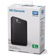 Disco Rigido Externo Portatil Wd Elements 1 Tb Usb 3.0