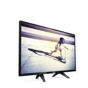 Philips 32PHT4132 Tv Led 32'' HD DVB-C,DVB-T,DVB-T2 Serie 4000 Nero