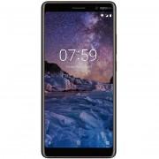 """Nokia 7 Plus Smartphone 6"""" Memoria 64gb Ram 4gb Rete 4g/lte Android Colore Nero"""