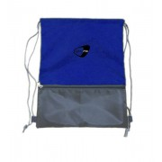Get Fit Gymbag 42 x 32 - sacca portascarpe - Blue/Grey