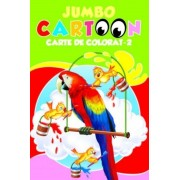 Jumbo Cartoon. Carte de colorat - 2