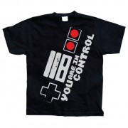 Nintendo You Are In Control T-Shirt