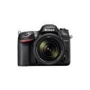 Câmera Digital Nikon Dslr D7200 Com Lente 18-140mm