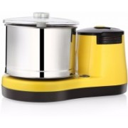 Greenchef WGT2Y Wet Grinder(Yellow)