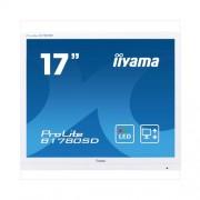 Монитор ProLite B1780SD iiyama, 17 '', бял