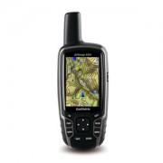 GPS Garmin GPSMAP 62ST + Mapa Topografico de España + Tarjeta 4 gb + DVD Topo