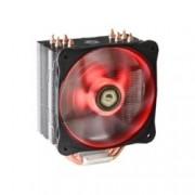 Охлаждане за процесор ID-Cooling SE-214L-R, съвместимост със Intel LGA 2011/1366/1151/1150/1155/1156 & AMD FM2+/FM2/FM1/AM4/AM3+/AM3/AM2+/AM2