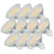 PremiumXL - [lux.pro] 10 x LED žarulja GU5.3 - štedljiva žarulja