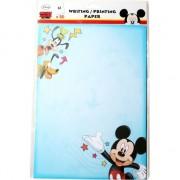 Disney Mickey Mouse A4 kinder schrijfpapier 20 vellen