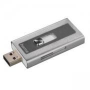 Четец за карти HAMA-124153, Lightning/USB, microSD, HAMA-124153