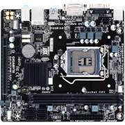 Placa de baza GIGABYTE H110M-S2V, Intel H110, LGA 1151