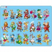 Puzzle Animale 21 Piese Larsen LRNM5 B39016778