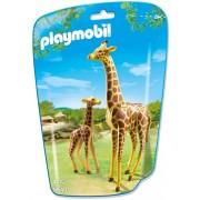 Playmobil 6640 Giraf met jong