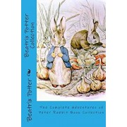 Beatrix Potter Collection: The Complete Adventures of Peter Rabbit Book Collection, Paperback/Beatrix Potter