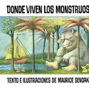 Where the Wild Things Are /Donde Viven Los Monstrous, Hardcover/Maurice Sendak