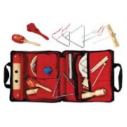 Trusa de instrumente muzicale - set cu 19 instrumente