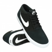 "Nike SB Portmore II Solar MID ""Black"""
