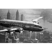 MondiArt Alu Vliegtuig 1041060